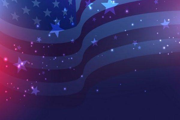 US Company Database - USA Flag